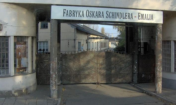 Fabryka Oscara Schindlera