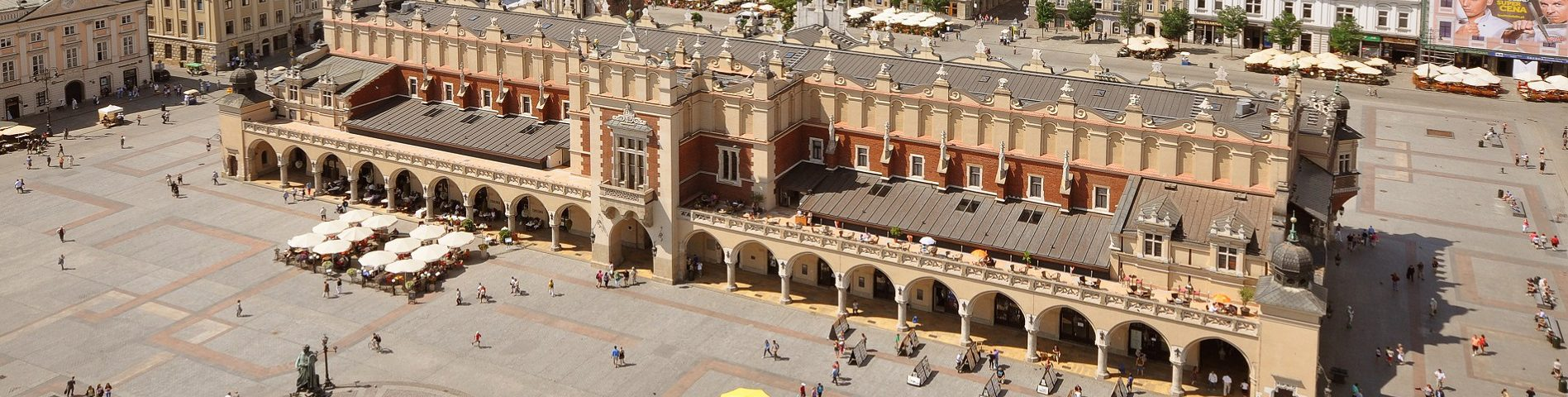 10 najważniejszych zabytków w Krakowie