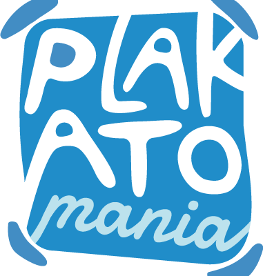 Plakatomania - logo